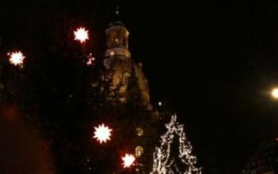 Dezember 2009: SEO-Glühwein an der Frauenkirche