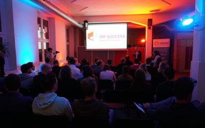Von effizienten Dashboards, Innovation und Digitalisierung – Das war der OM SUCCESS 2019