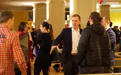 Recap OM SUCCESS Dezember 2017: Frische Ideen im Café Central in Dresden