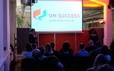 OM SUCCESS | September 2021