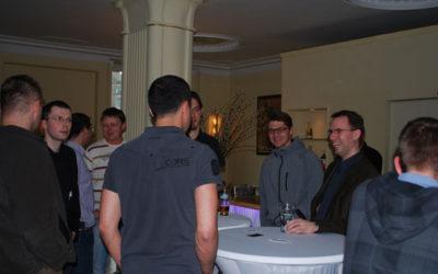 Erste Eindrücke vom gestrigen April 2010 Treffen